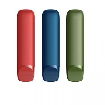 Pure Taste Plat Shape OEM Color/ Logo 300puffs Disposable Vape Pen with 1.2ml