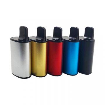Wholesale High Quality Disposable Vape Pen HK DHL Free Shipping 800 Puffs 5% Nic 850mAh Starter Kit E Cigarette Vape Puff Plus Disposable Vaporizer