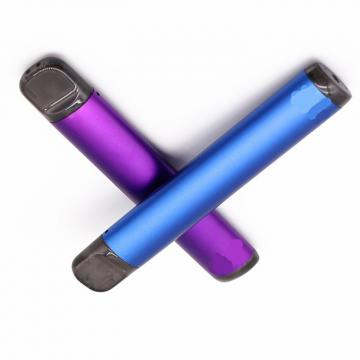 2021 Puff Bar Plus 800+Puff Disposable Pod Cartridge 650mAh HK DHL Free Shipping