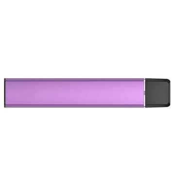 Newest Puff Bar Disposable Vape Pens Capacity 1.3ml Puff Vape Cartridges Carts 280mAh Battery Non-Rechargeable Vapes Display Box 12 Colors